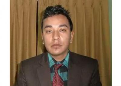 Mr. Phurba Tamang